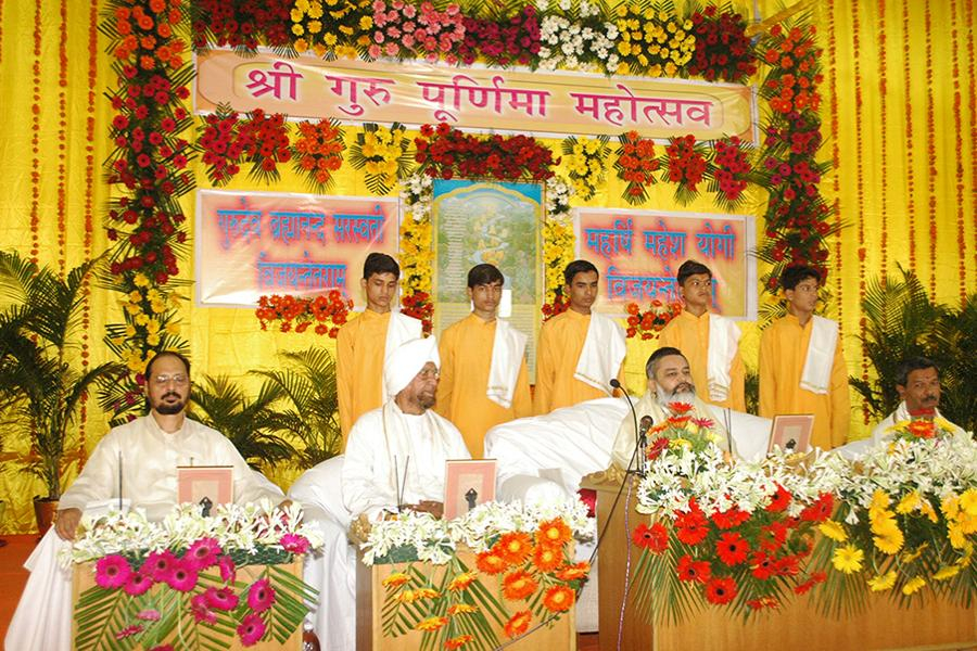 Shri Guru Purnima Celebration 2011 at Bhopal