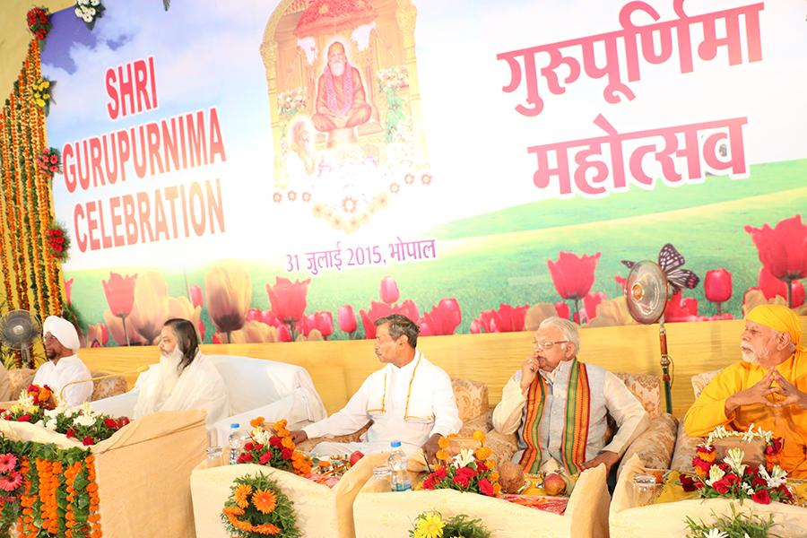 Shri Guru Purnima Celebration 2015 at Bhopal